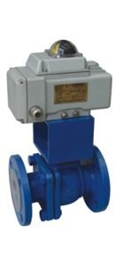 Ball Valve E641 with Pneumatic Operator for Oil