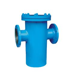 Basket Type Strainer PFA Lined for Chemical