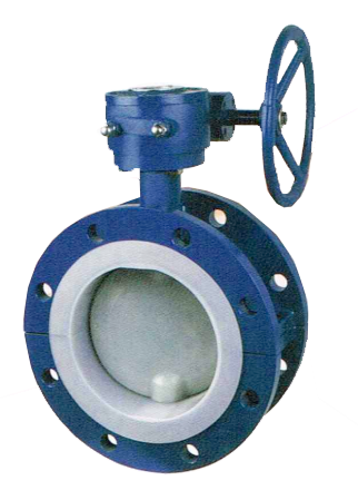 flanged-butterfuly-valve